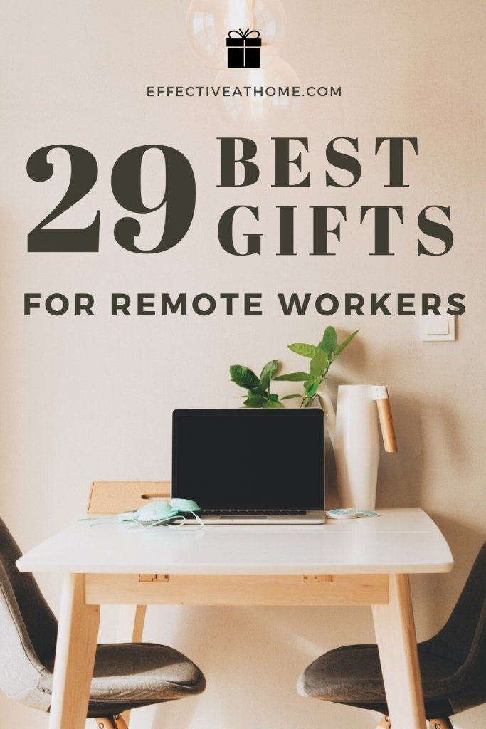 best gifts for remote workers