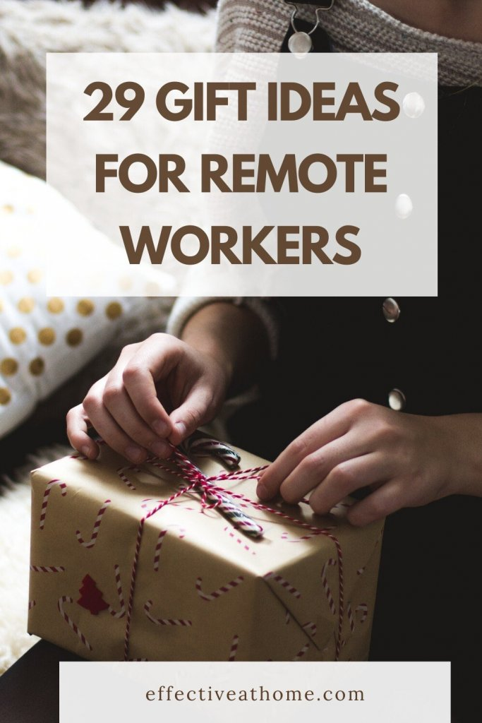 gift ideas for remote workers