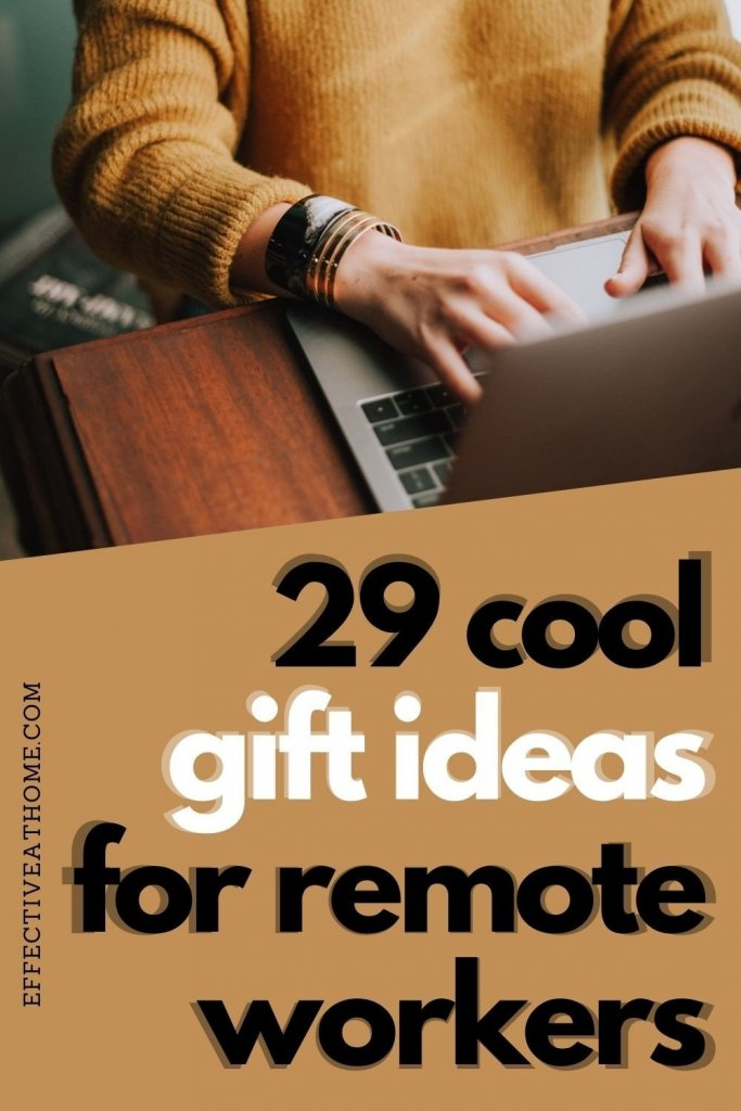 29 cool gift ideas for remote workers