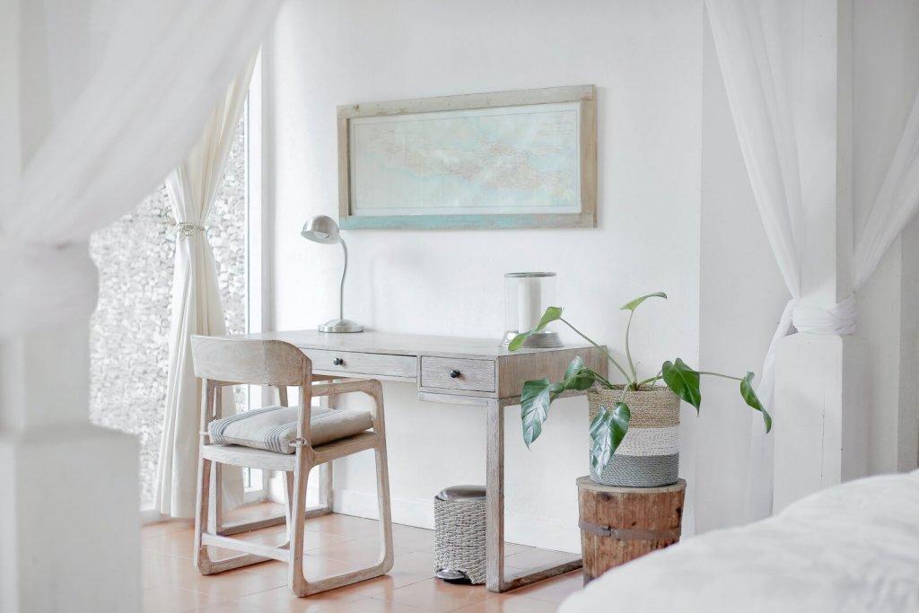 minimal home office professional setup ideas