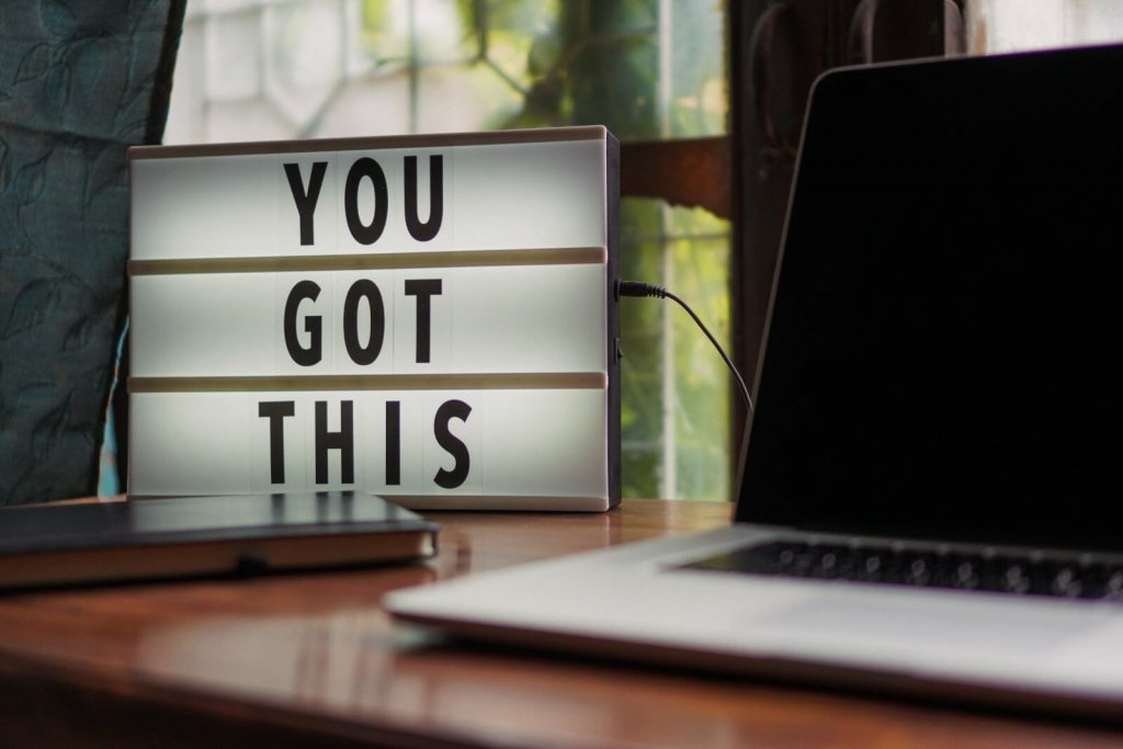 motivational decor for professtional office space