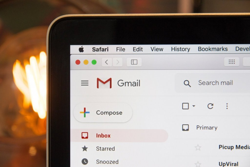 distractions at home: email notifications