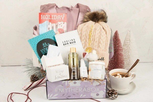 therabox is an amazing self-care gift for any woman
