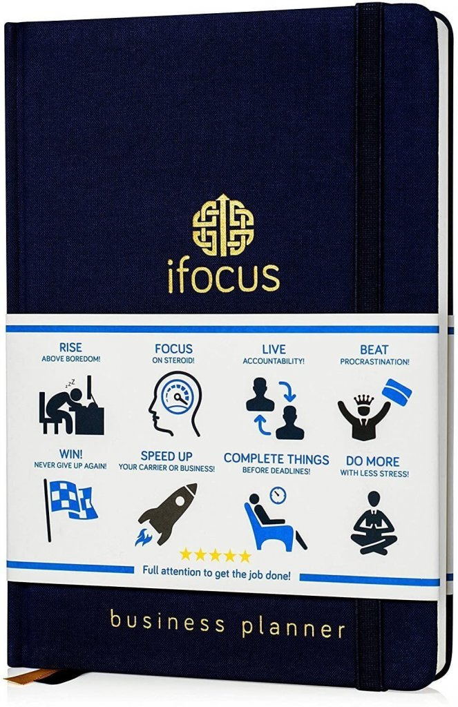 ifocus business planner for productive entrepreneurs and business owners