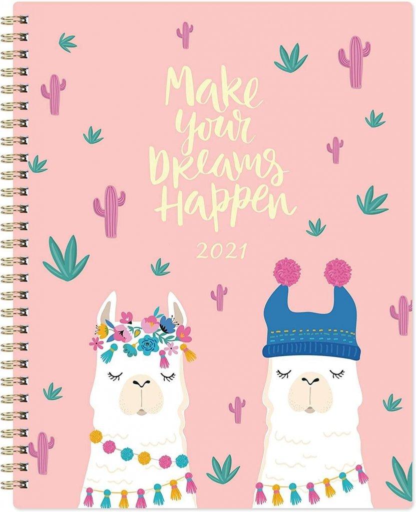 Make Your Dreams Happen 2021 Planner