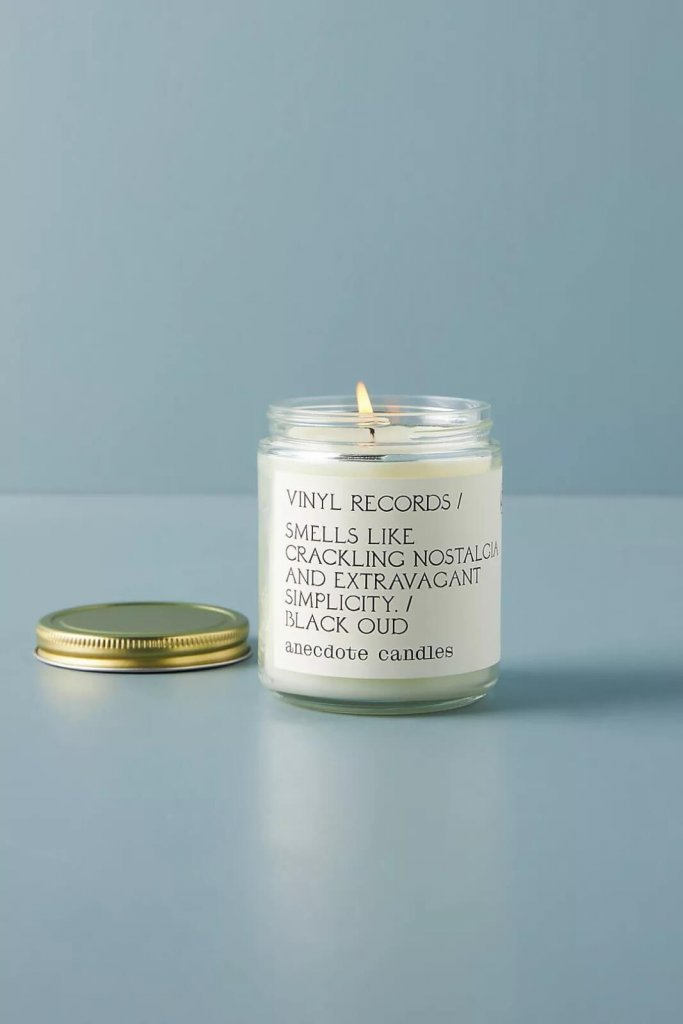 anecdote is one of the fun best candles for working at home