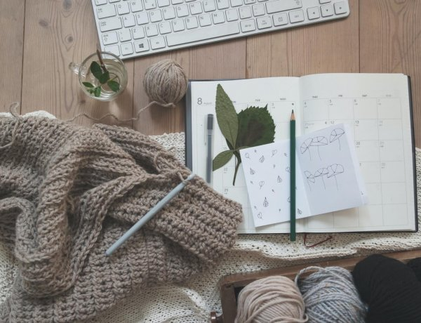 cozy ways to make home office more comfortable