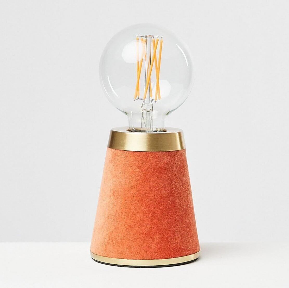 Ero Velvet Desk Lamp decor for home office
