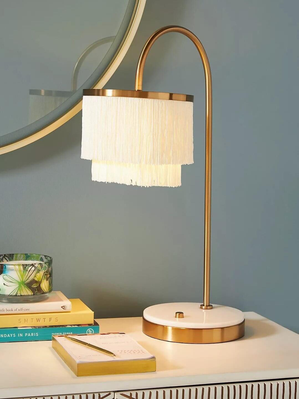 Oahu Fringe Desk Lamp decor for your home office