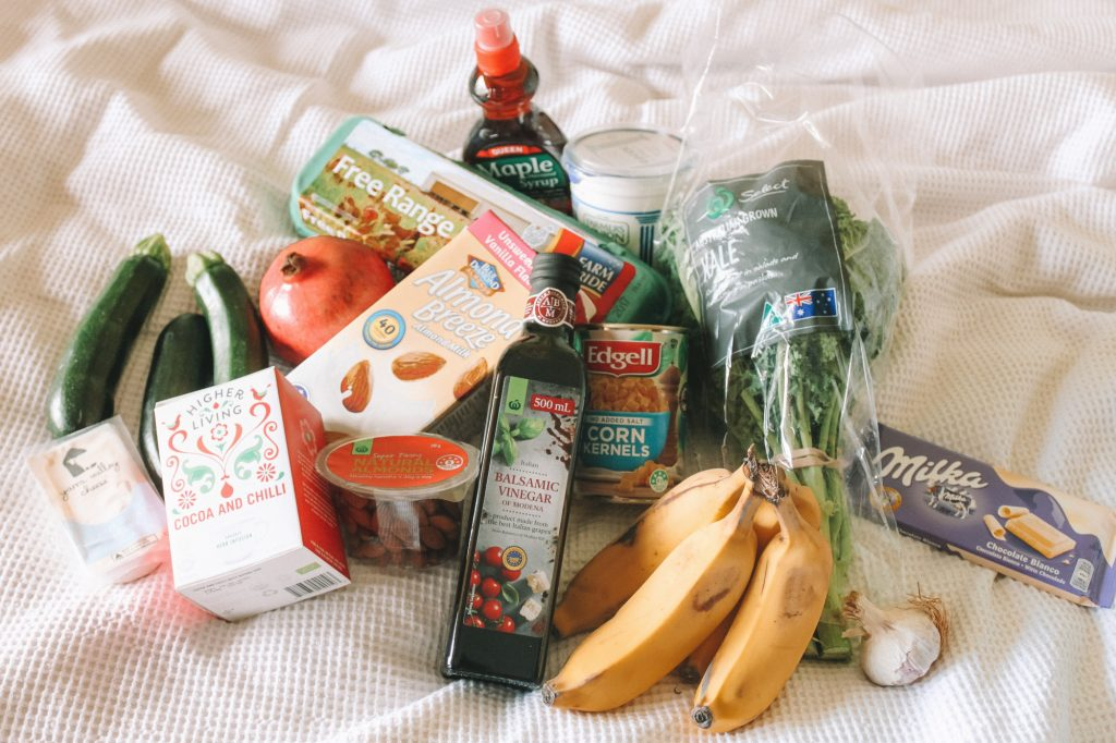 be efficient at home by buying groceries online